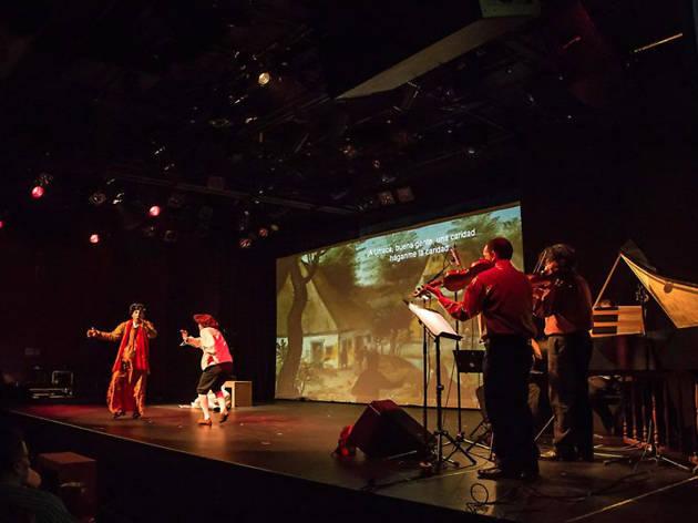Ópera para niños de Arpegio Producciones