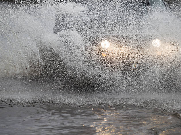Recent storms have caused mudslides, potholes, flooding and other hazards