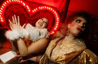Taller de burlesque