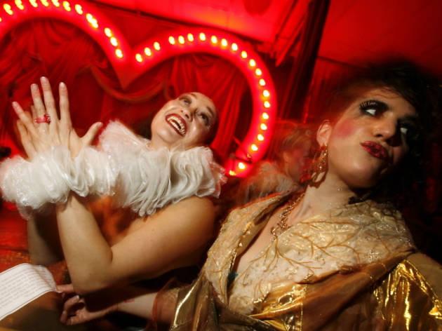 Burlesque en la Ciudad de México