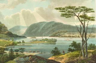 Grabado estadounidense (Foto: Cortesía Museo Antiguo Colegio de San Ildefonso)