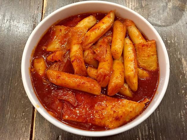 Extremely Spicy Topokki, Yupdduk