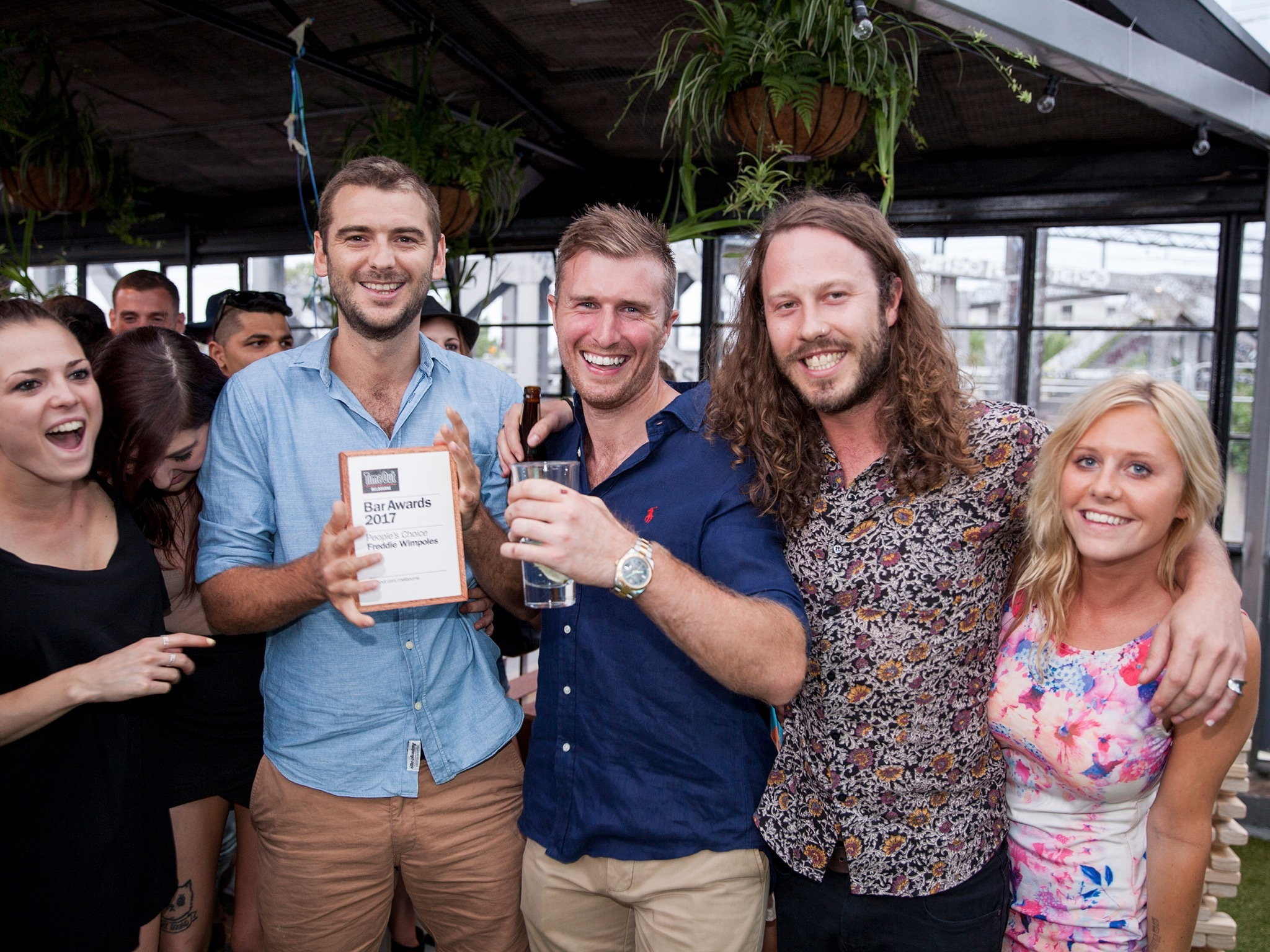 Get your tickets to the Time Out Melbourne Bar Awards