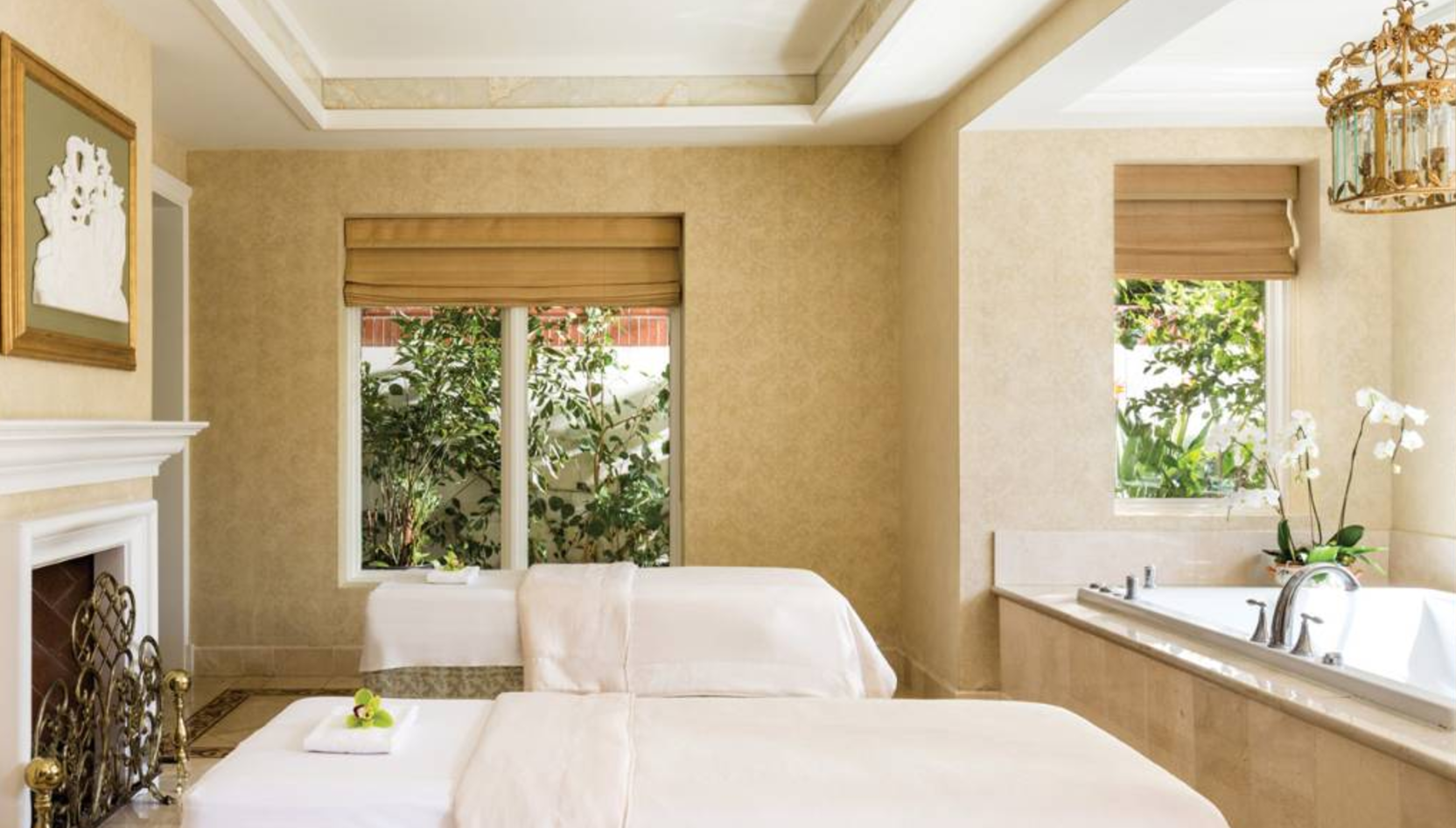 The Best Hotel Spas in Los Angeles for Mid-Trip Treatments