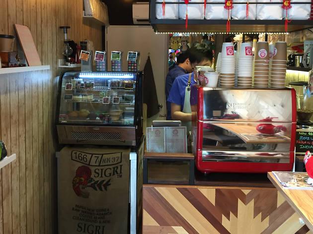 Piccolo Espresso Coffee And Cakes Miami