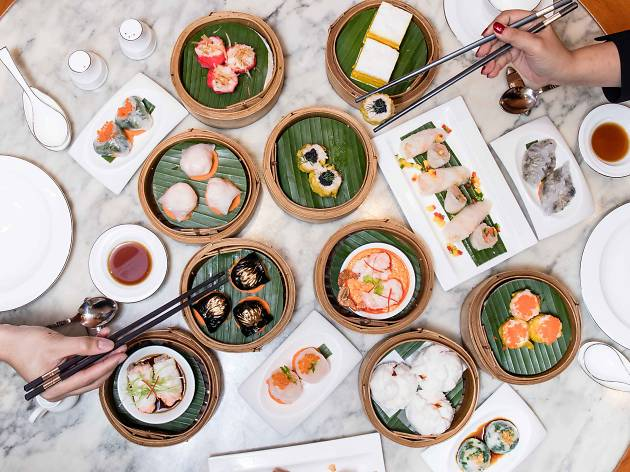 The best dim sum restaurants in Bangkok