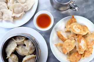 Chinese Noodle House, dumplings