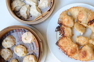 Dumpling and Noodle House, Helen Yee, dumplings
