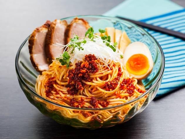 株式会社協栄岡野「オリーブオイル de あえ麺」