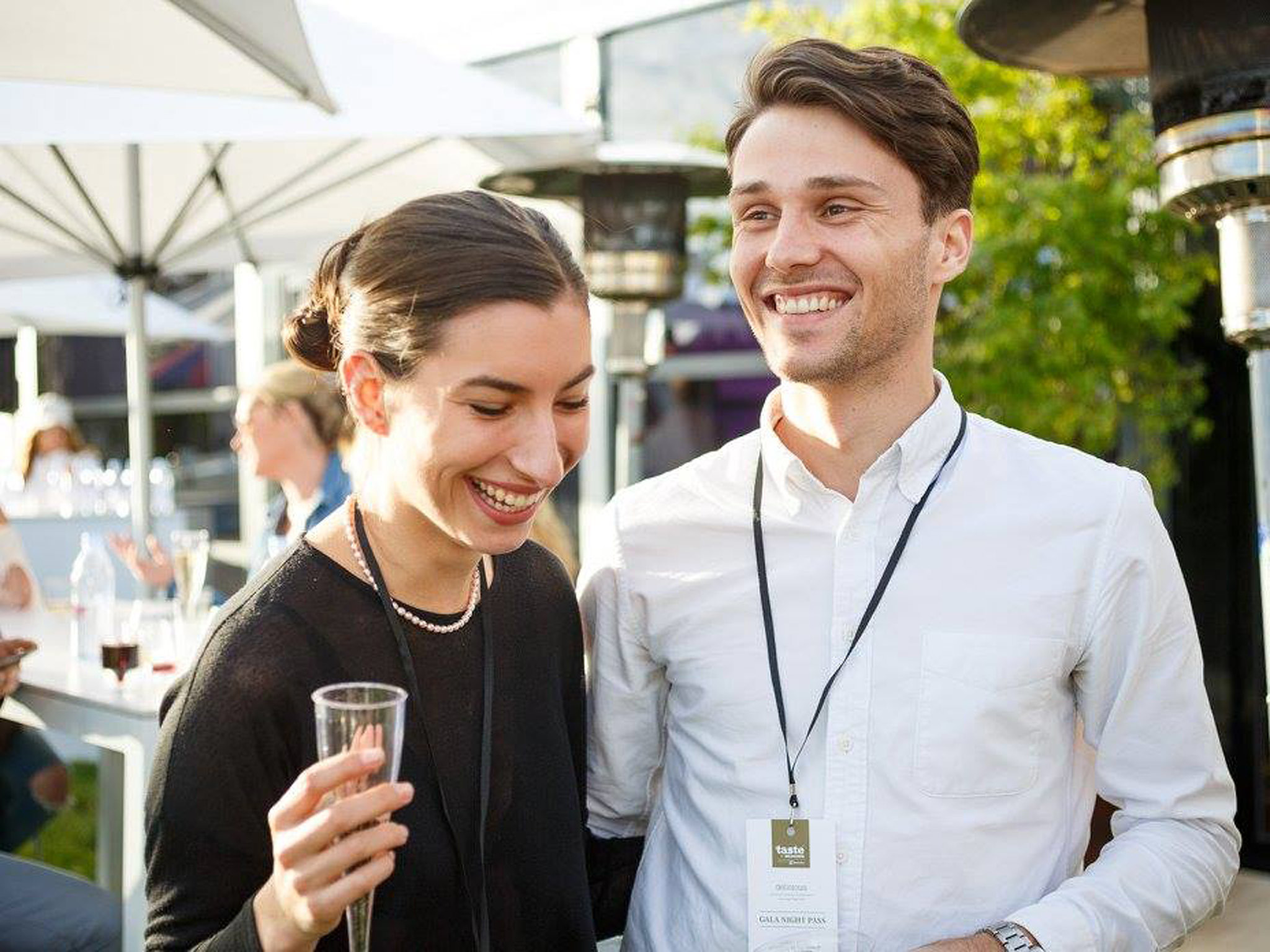Taste of Sydney in partnership with Electrolux: for friends who feast