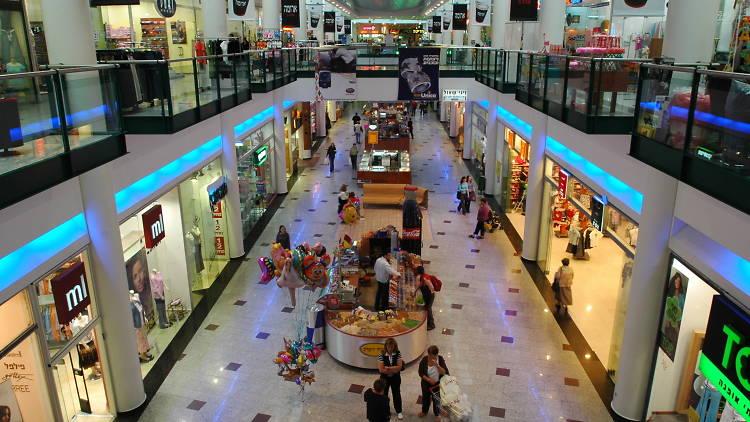 Лучшие торговые центры Израиля