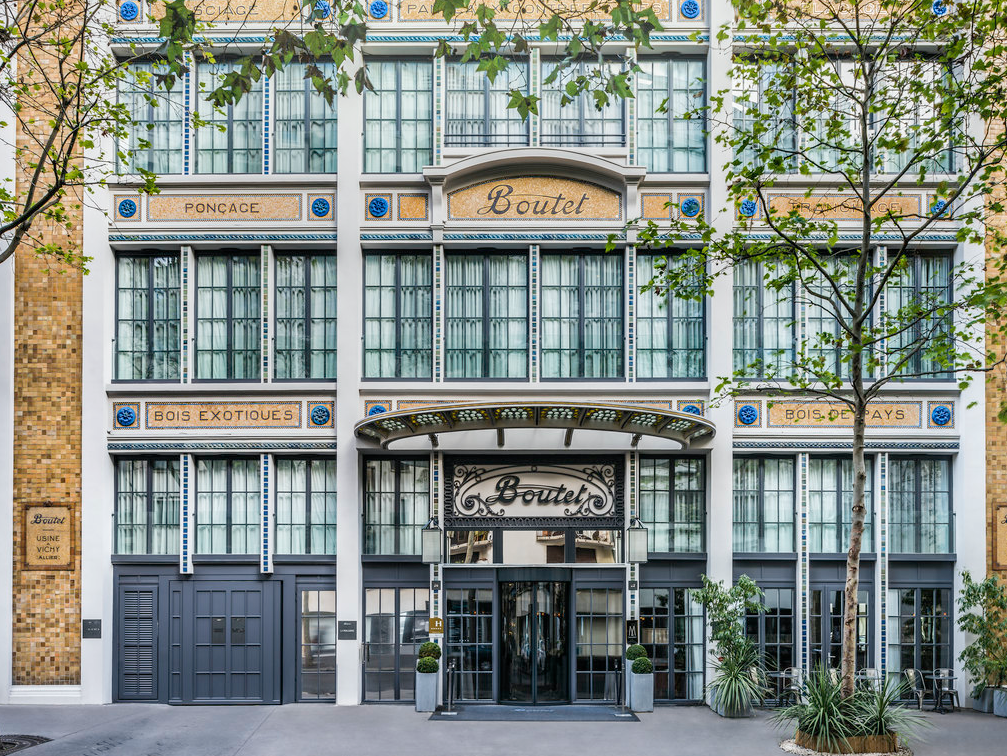 The best 5 star hotels in paris hotels time out paris for Bastille hotel