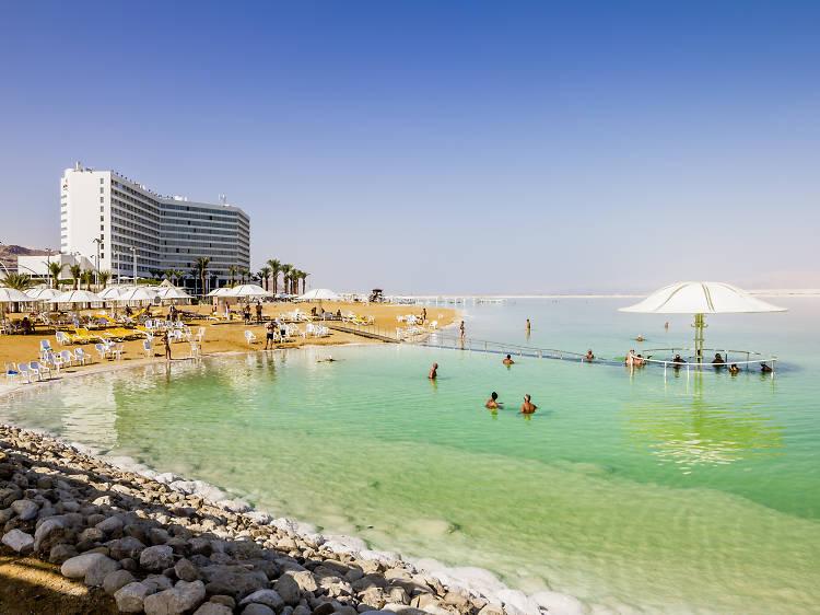 Лучшие гостиницы Мертвого моря