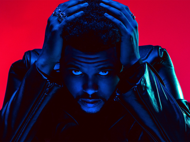 The Weeknd, competition 2017
