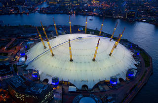 The O2, The Weeknd competition 2017