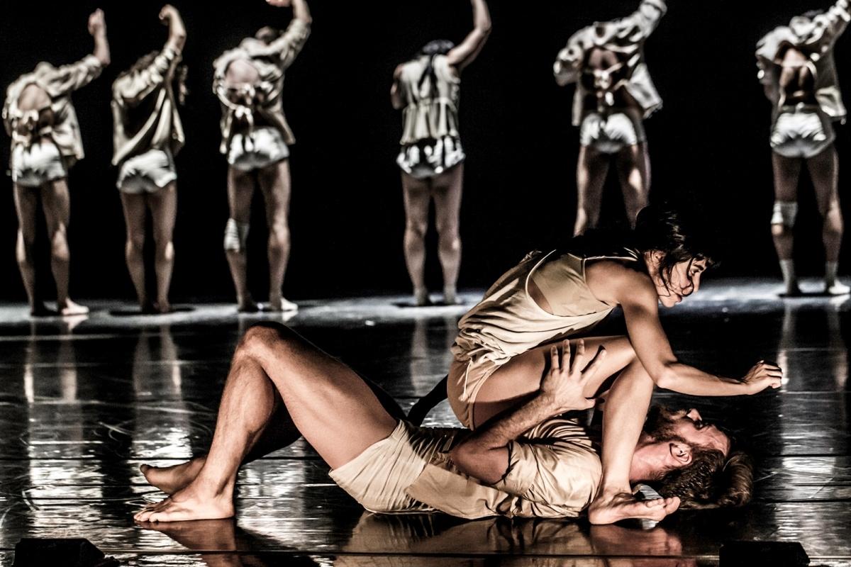 The top five Israeli dance companies