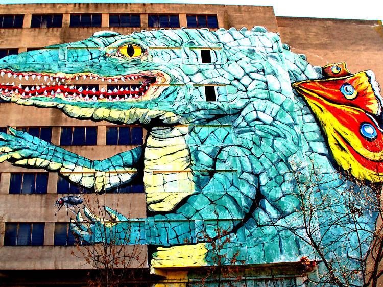 El millor art urbà de Girona