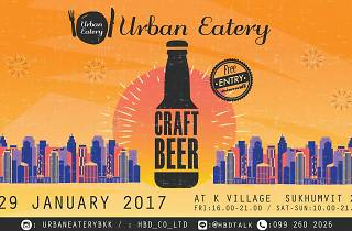 Urban Eatery - Craft Beer