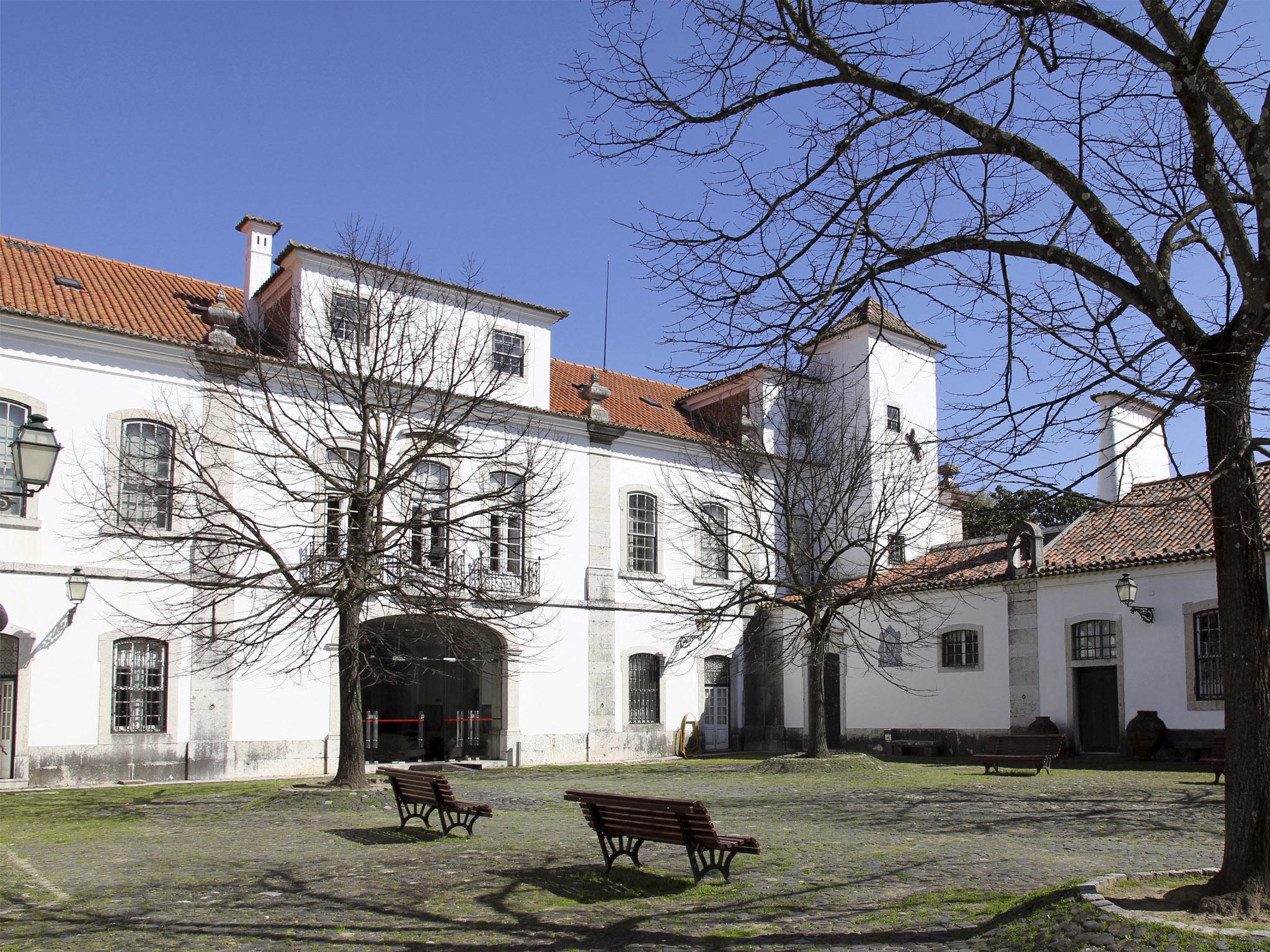 10 palácios em Lisboa para comer, dormir e aprender