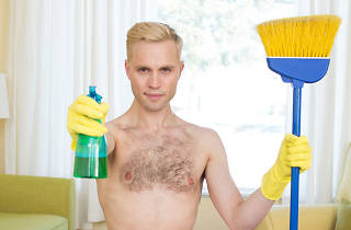 Coming Clean: My Life as a Naked Housecleaner