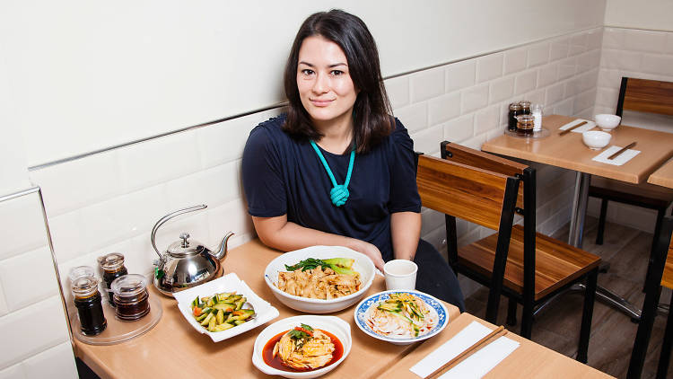 Lizzie Mabbott: the best of Chinese London