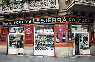 Mantegueria Lasierra