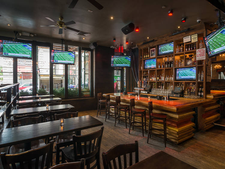 Where to watch the Super Bowl in New York City