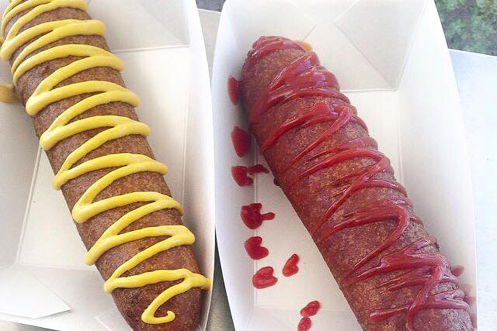 World's Best Corndogs