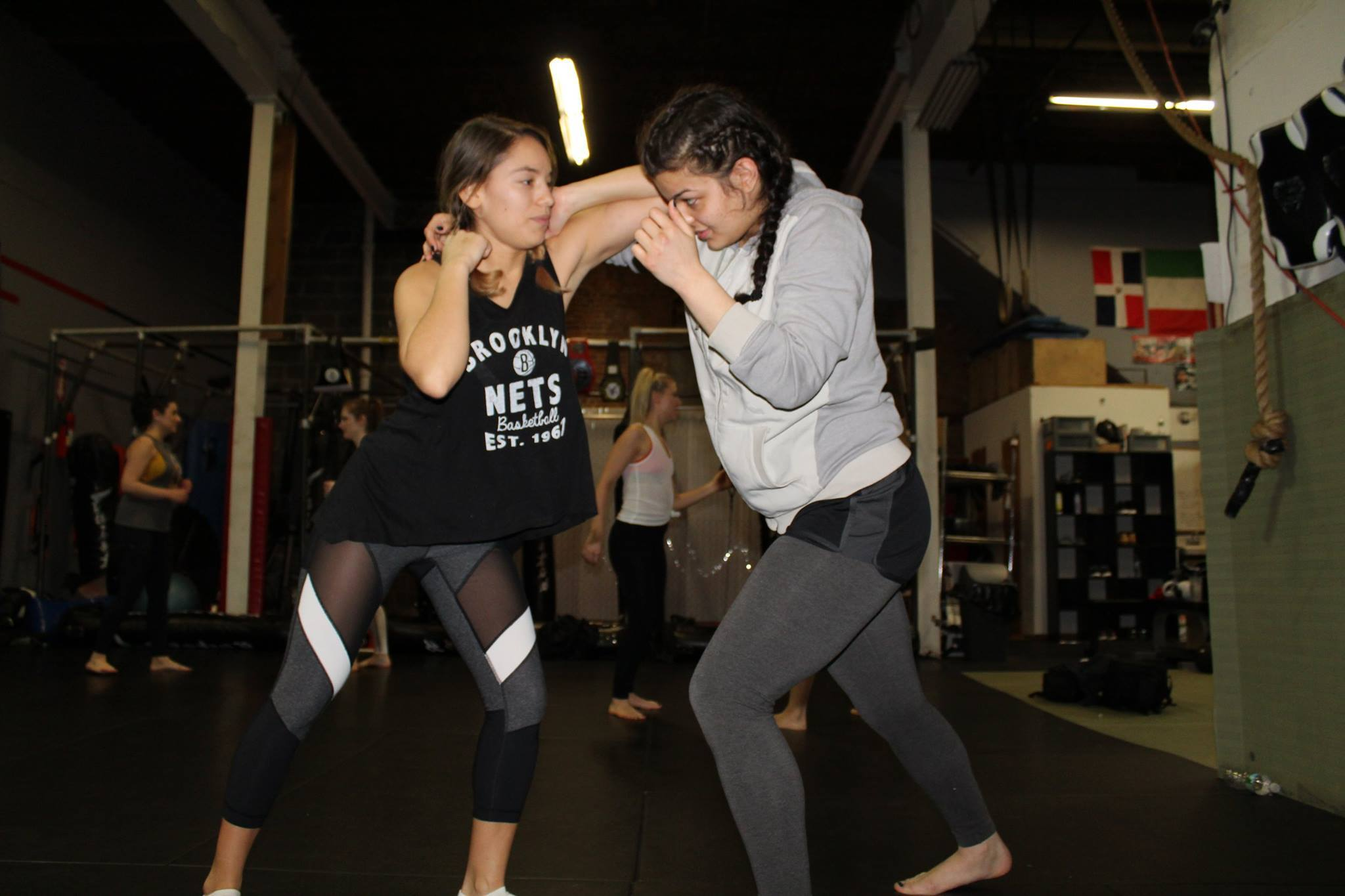 Women can get free self-defense classes at this gym in Brooklyn