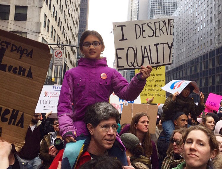 15 things you can do after the Women's March to stay engaged in NYC