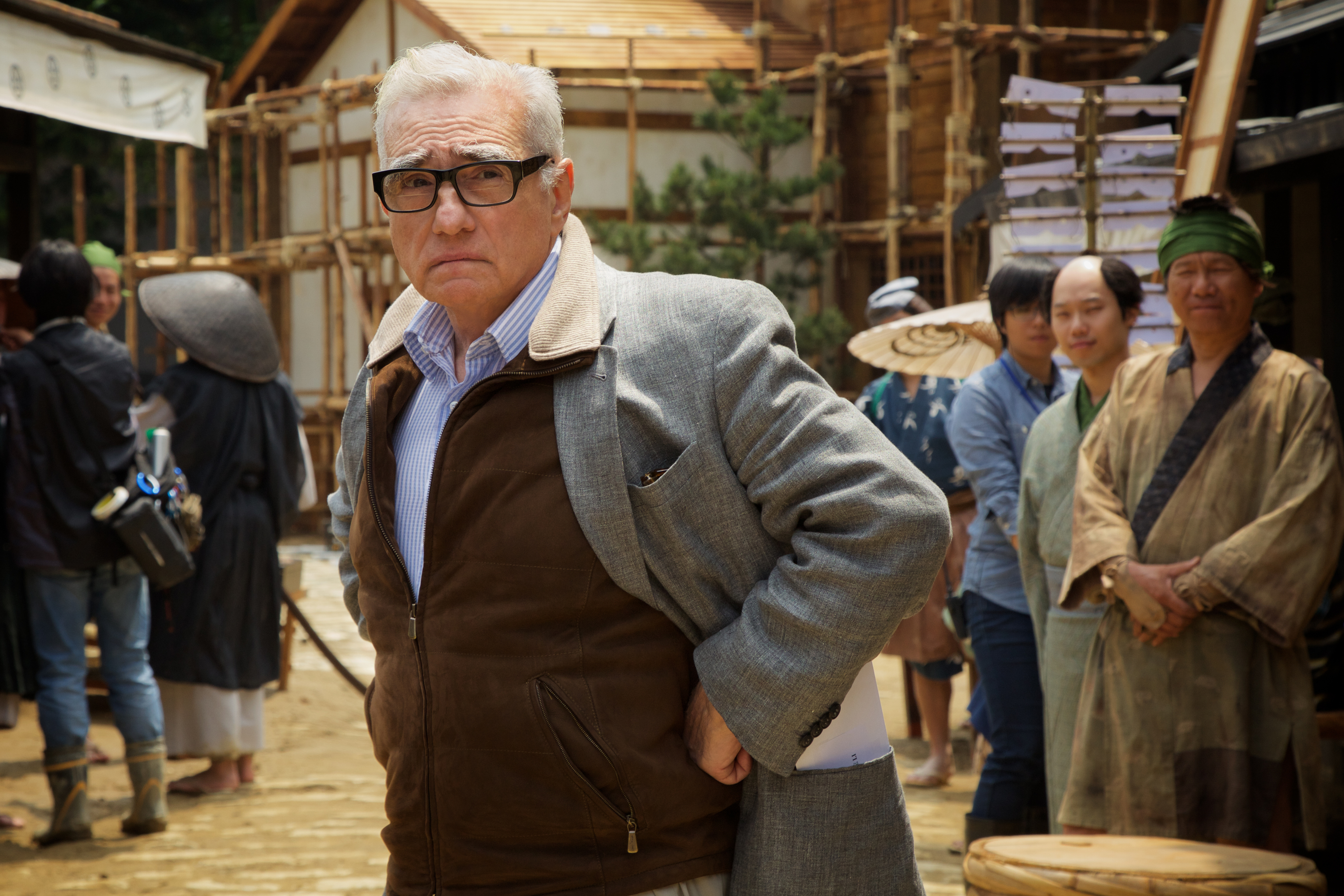 Martin Scorsese talks about his Oscar-nominated opus 'Silence'