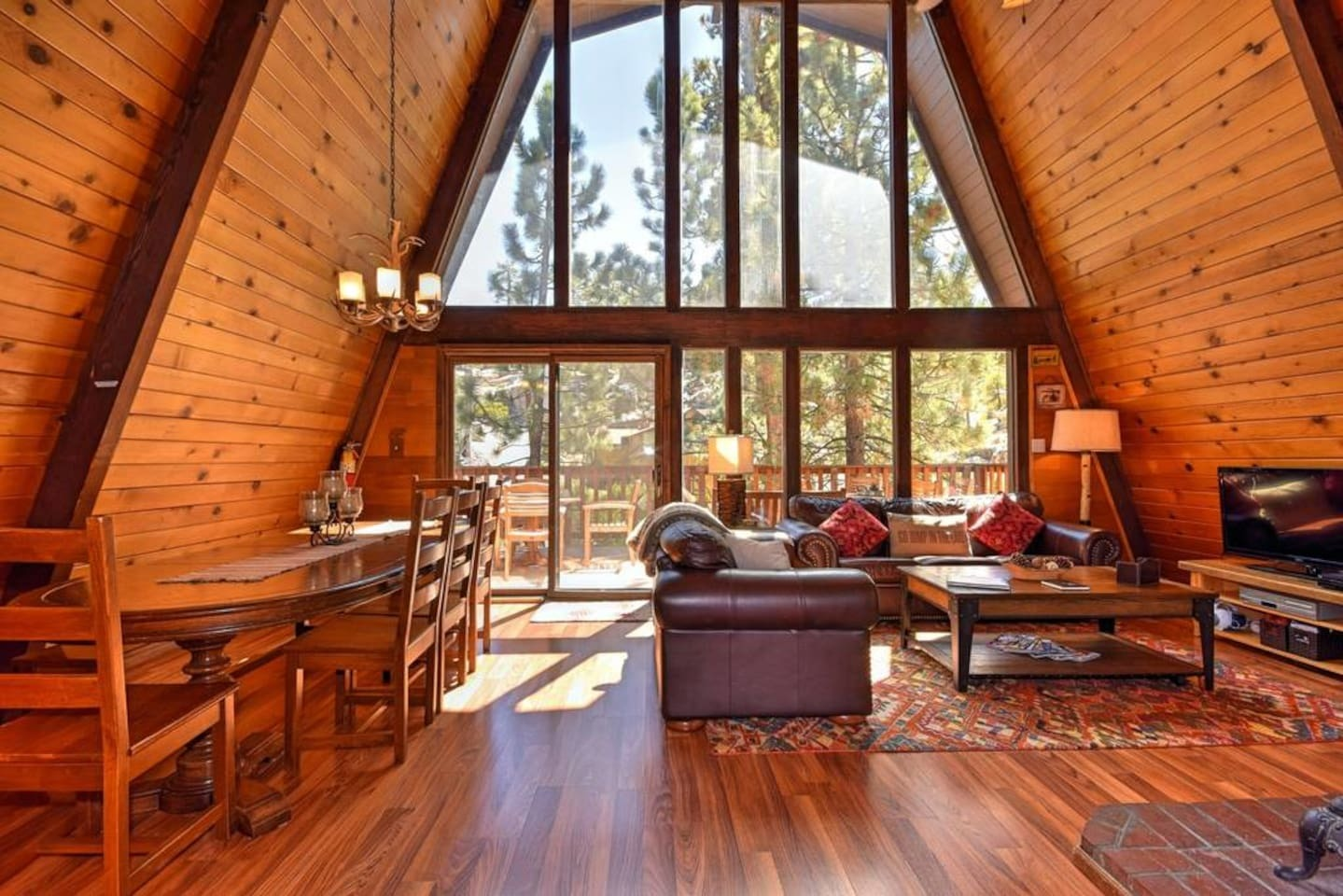 arrowhead weekend cabins for cheap rent by owner rental sale lake