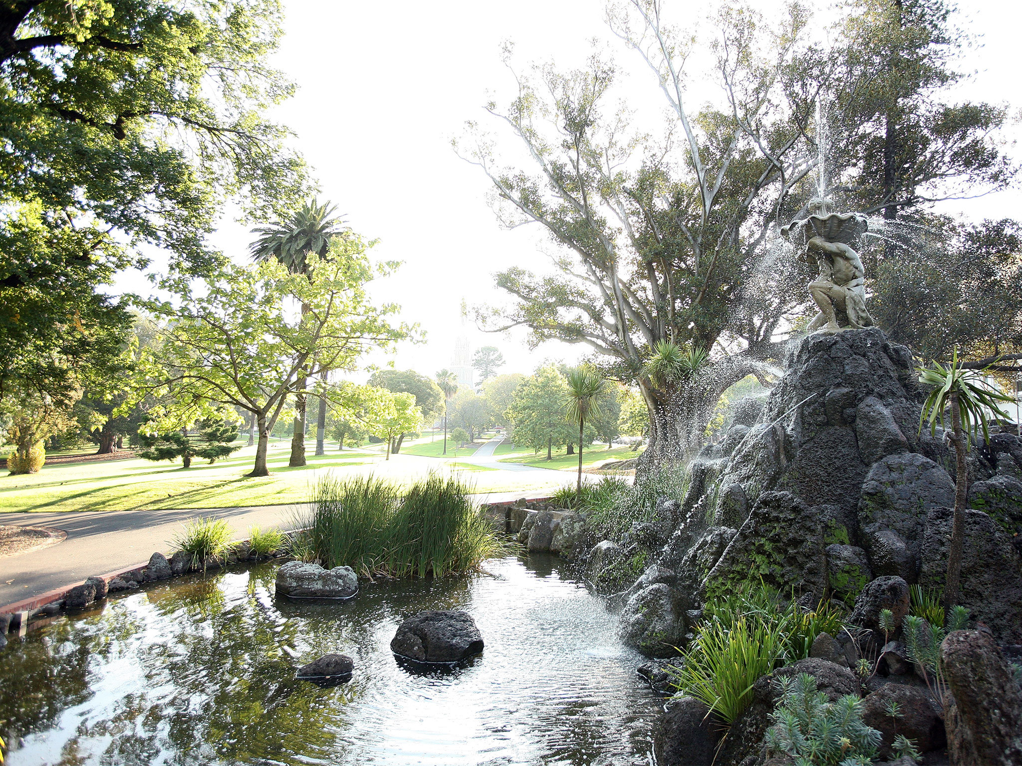 Two Melbourne parks recognised among world's best
