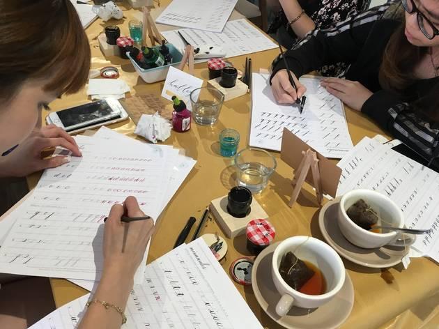 KLigraphy calligraphy