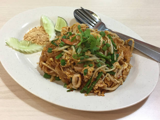 Pad Thai at Samet Thai, RM9.90