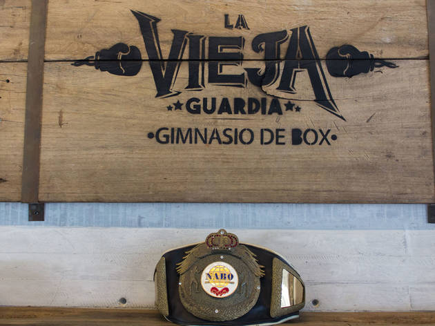 Box: La Vieja Guardia