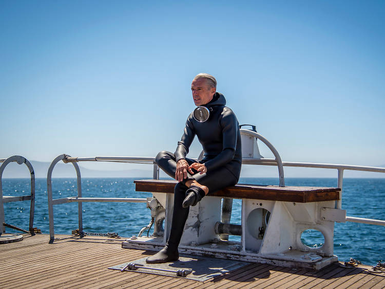 The Jacques Cousteau story: The Odyssey