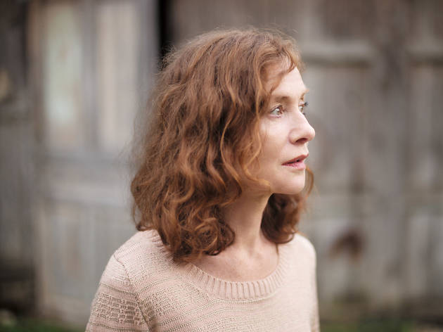 Another great Isabelle Huppert performance: Things to Come