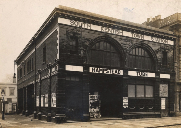 Mission Breakout, South Kentish Town Station