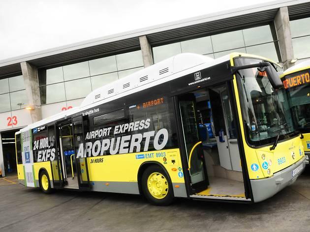 Autobus aeropuerto