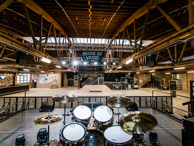 55f09149c6 House of Vans has unveiled its lineup of free summer concerts