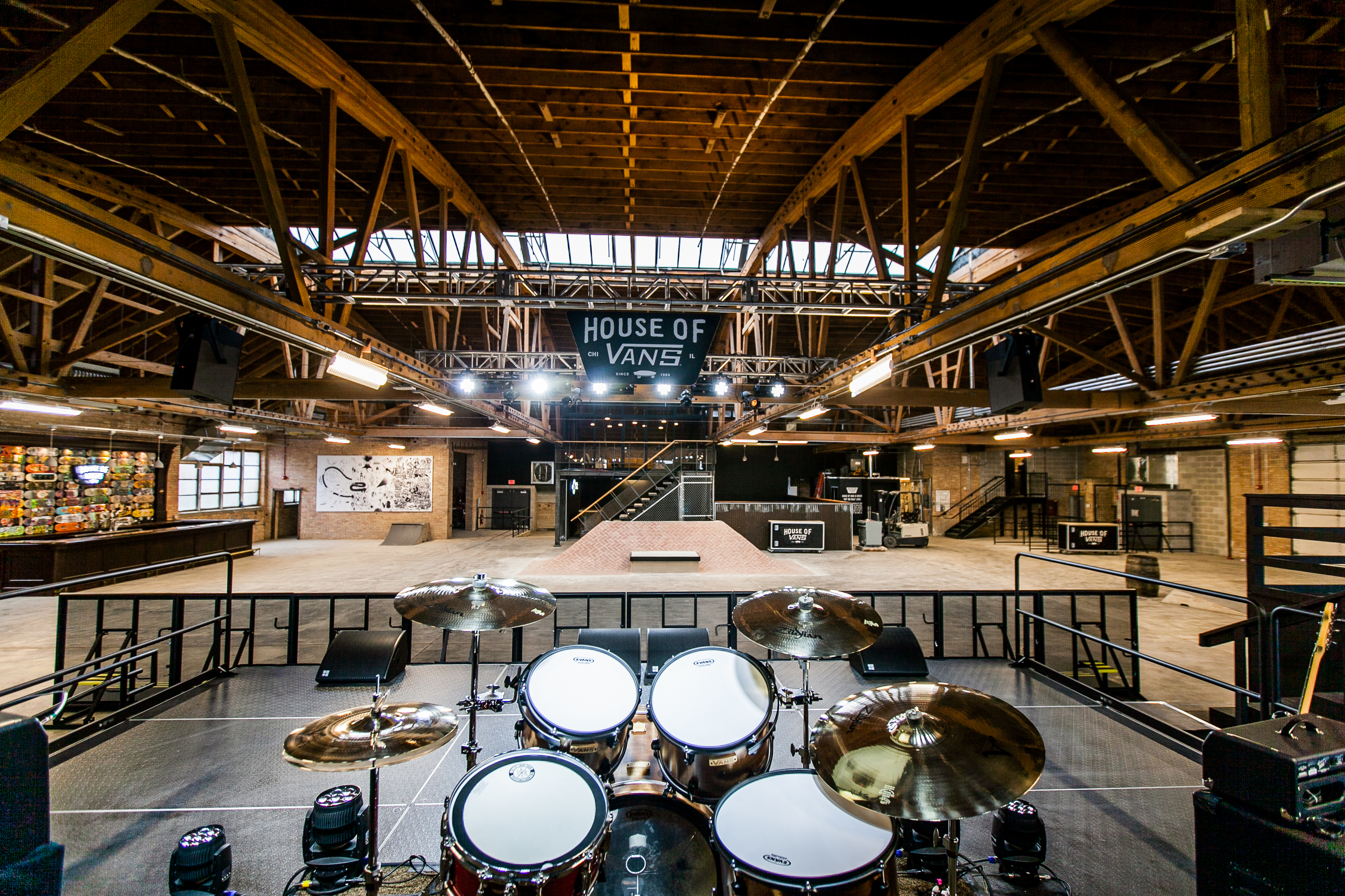 House of Vans announces its free summer concerts