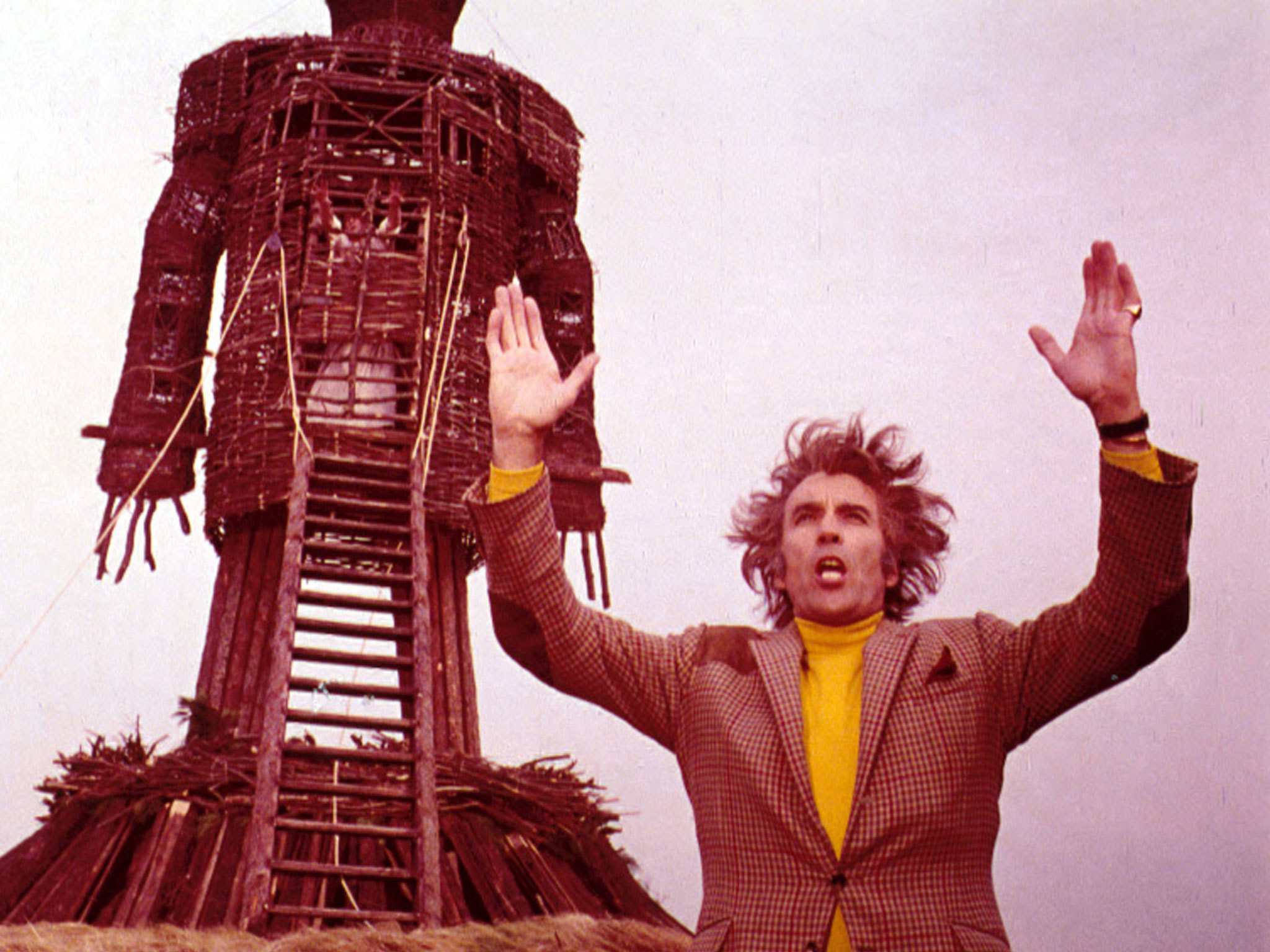 The Wicker Man, best British films