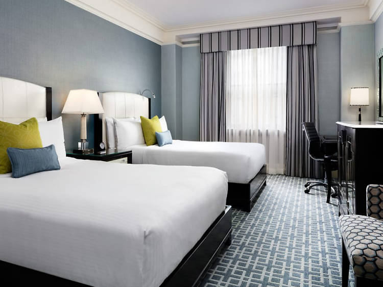 The Fairmont Royal York Hotel