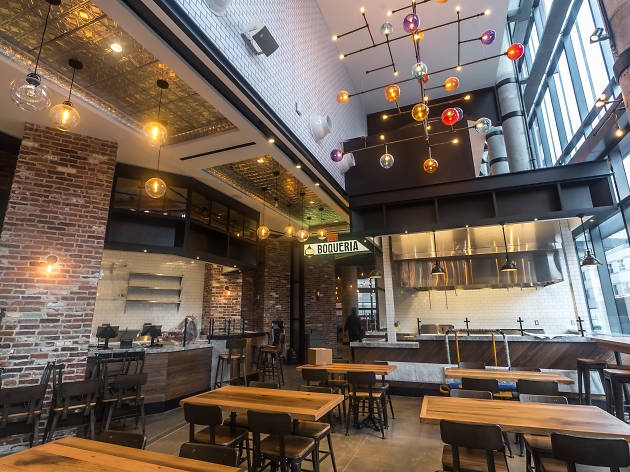 The new food hall Gotham Market opens in Fort Greene on Thursday