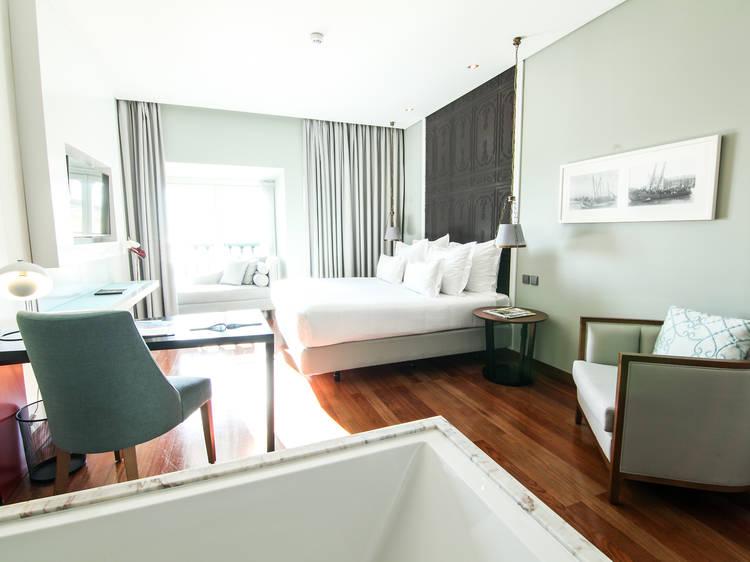 Os melhores hotéis de 5 estrelas em Lisboa