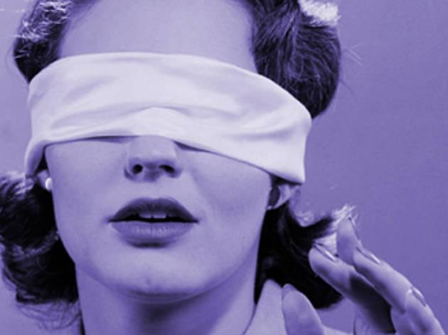 Cita a ciegas en el Film Club Café