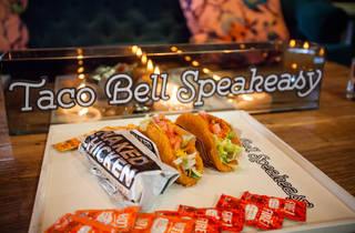 Taco Bell Speakeasy