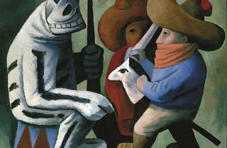 Pinta la Revolución. Arte Moderno mexicano, 1910-1950