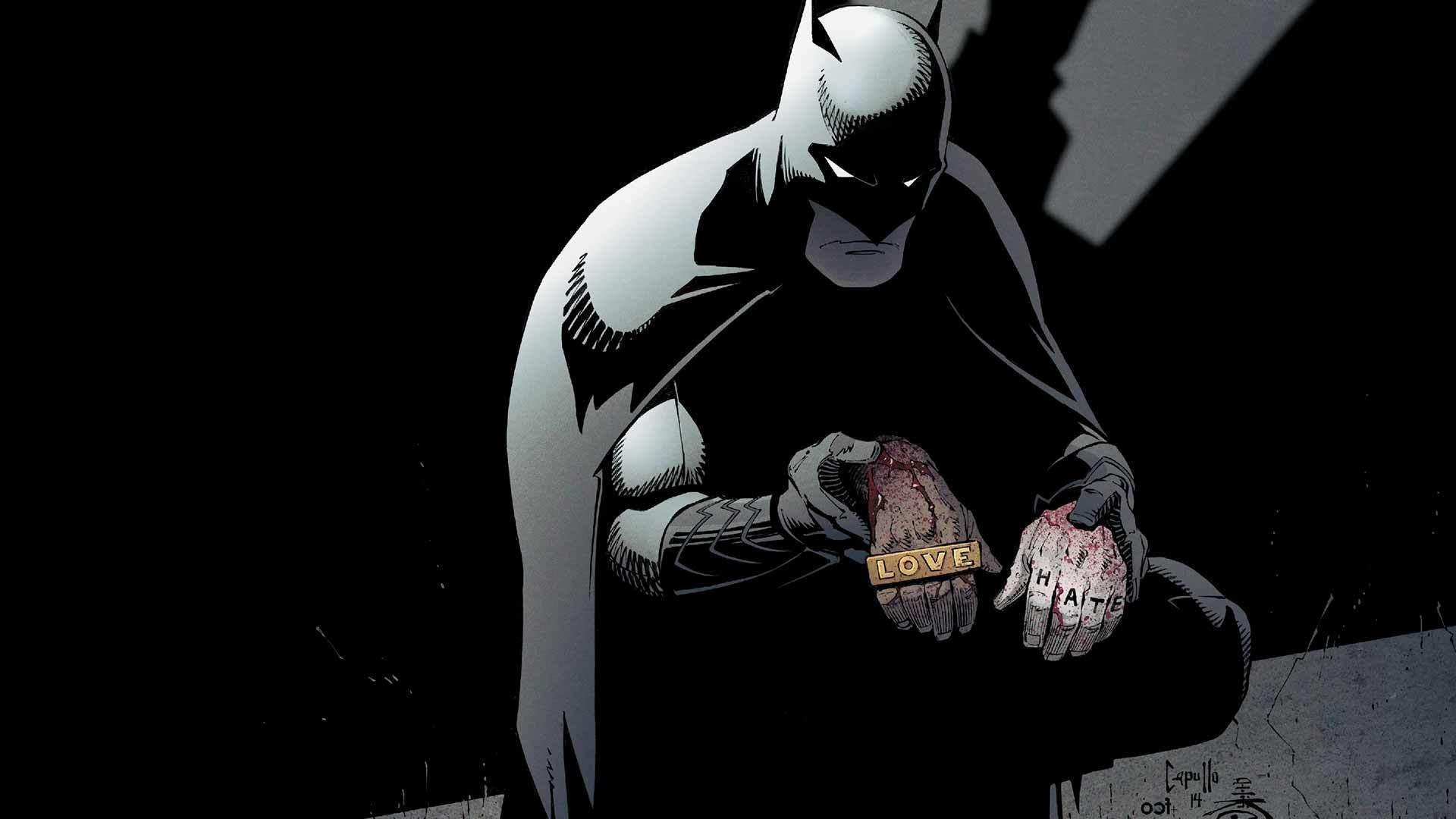Batman Run Series 2019